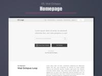 Viral Octopus - Homepage