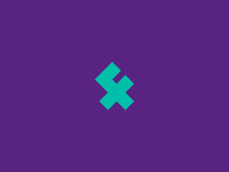 FX monogram fx monogram logo brand