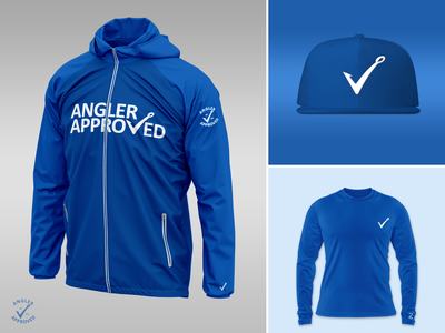 "Angler Approved - 2019 Kit - ""Winners Circle Blue"""