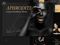 Aphrodite — Luxury WordPress Theme