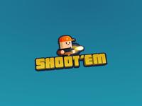 Shoot'Em Logo