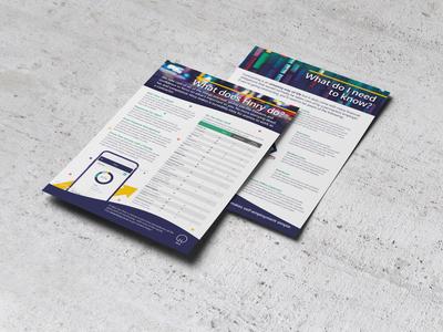 Hnry - Marketing Print