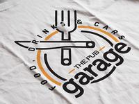 The Pub Garage Logo