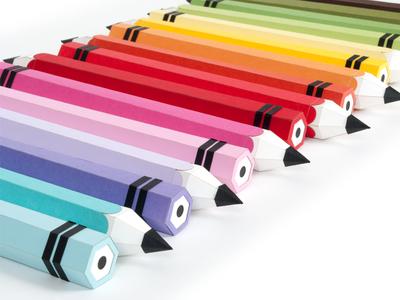 Pop Tone Pencils