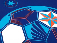MN United Football Club Poster Detail