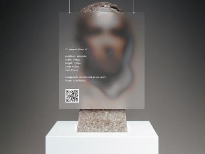 /* creative component for delightful sculpture CORONAL PLANE */