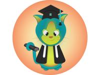 Training Portal Graduation Cat