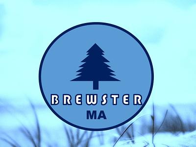 BrewsterJPG design logo