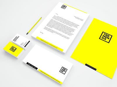 Brand design logotype logo branding brand identity yellow minimal illustrator illustration graphic design