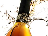 Korbel Brandy | Package Re-Design (Monogram Detail)