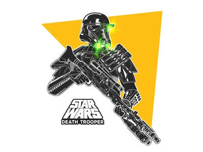 Star Wars - Rogue One | Death Trooper rogue one stormtrooper deathtrooper dark clone storm trooper death trooper star wars