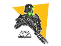 Star Wars - Rogue One   Death Trooper