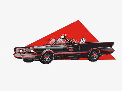 Vintage Batmobile!! 1966 vintage vehicle car the dark knight batmobile batman