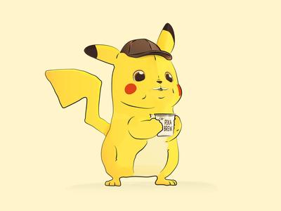 Detective Pikachu!!
