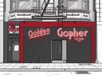 Golden Gopher Bar