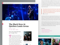 Long-form Article Design