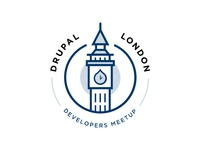 Meetup Identity for London Drupal Developers Meetup
