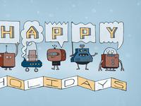 Robots 'n Letters