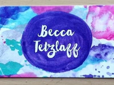 Business Cards portfolio business cards
