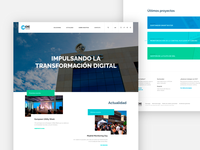 CIC web design