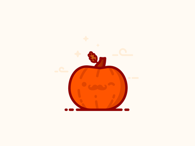 Hey there pumpkin 😉