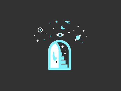 Door to the moon?