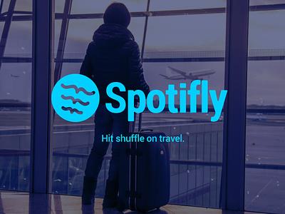 Spotifly adventures airplane travel fly spotifly