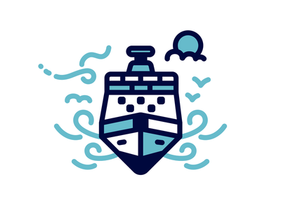 Harmony affinity designer ocean boat ship cruise