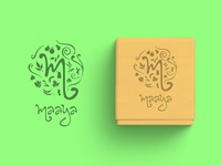 Maaya | Spices Brand Logo