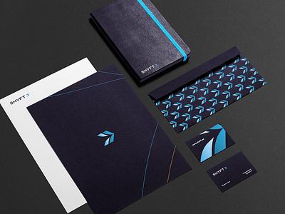 SHYFT Brand Identity Design dubai uae branding design logo design logo branding