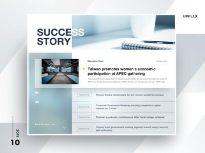 User Story Design