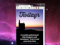 Twitayr Website