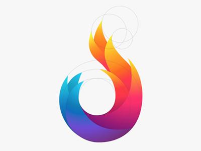 Ignite Solutions identity branding logo