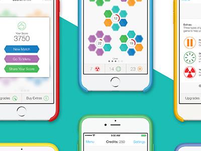 Hexagonal App iOS Game game ios
