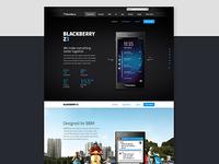 BlackBerry Desktop Experience