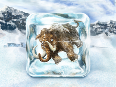 Woolly mammoth dribble