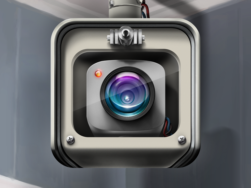 Security Camera security camera ios icon
