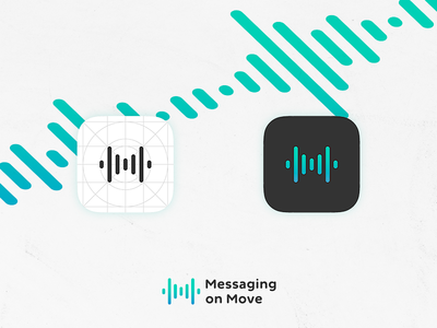 Messaging on Move - App Icon