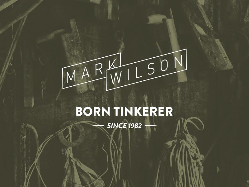 Born tinkerer fr