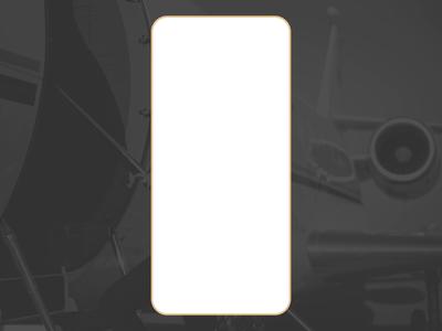 Portfolio Interaction video interaction mobile app minimal clean ux digital ui design