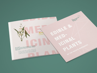 Edible and Medicinal Plants Pamphlet