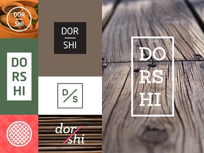 Dorshi Identity dorshi branding identity logo concepts illustration board haum renato pequito cardiff