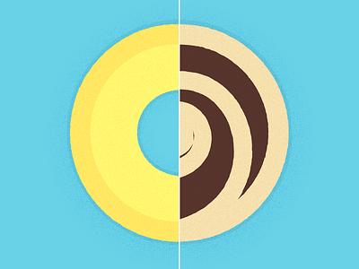 Brasil vs Croatia illustration haum desserts world cup wales