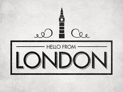 Hellofromlondon