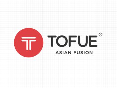 Tofue Logo identity branding logo