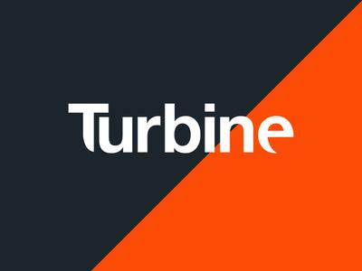 Turbine Logo  design branding logo