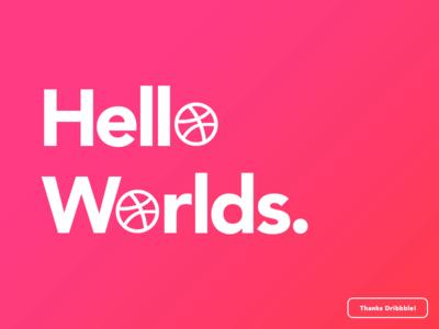 H£LLO WºRLD principleformax c js css html apple windows android ios unity peace love dribbble humans hello
