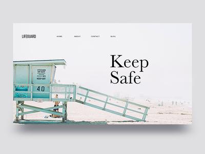 Lifeguard UI Design