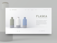 Flaska concept for Bottleliers