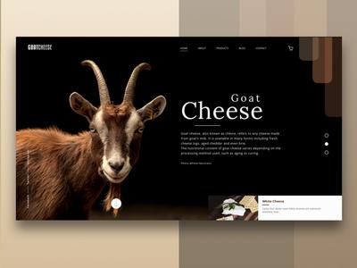 GoatCheese Web Design